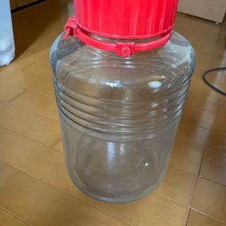 ガラス 保存容器 梅酒 果実酒瓶 8L
