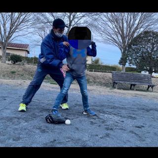 水戸支部 野球教室KAZZ