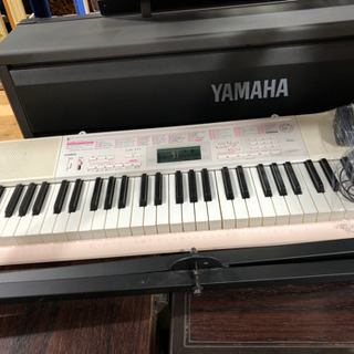 CASIO   キーボード 鍵盤 音変 スタンド 音楽