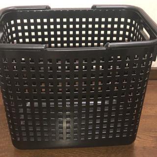 9) かなり大きい バスケット トートバッグ 買い物 容器