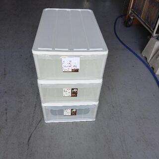 押入収納ケース 3個セットの画像