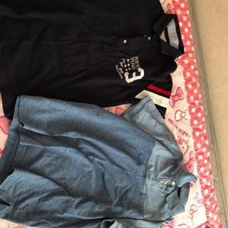 ポロシャツ2枚セット L