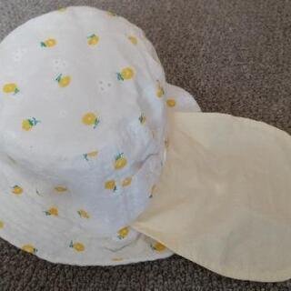 50cm 帽子 ① 白