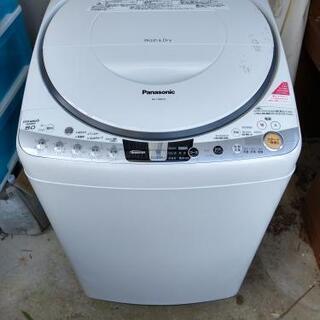パナソニック 電気洗濯乾燥機 NA-FR80H9