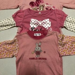 ②子供服 80サイズ(1枚100円)