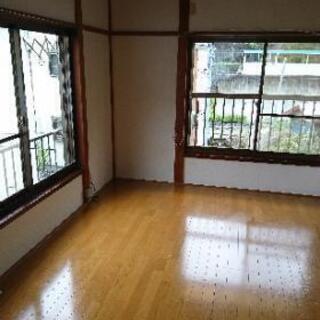 浦賀駅徒歩5分 アパート2階 間取り2K