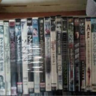 中古DVD 洋画34本