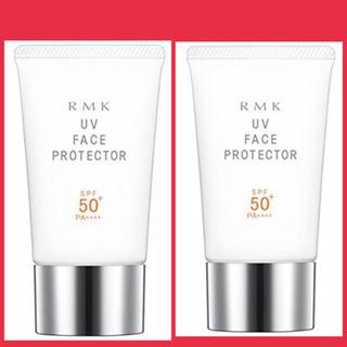 🌷化粧品No.⑩、RMKの日焼け止め。オマケでパフ。
