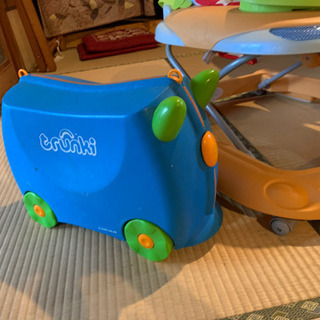 歩行機とおもちゃ セットで!
