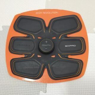 SIXPAD(電池式、ジェルパッドなし)