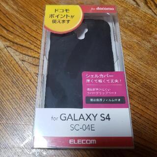未使用 サムソン Galaxy ドコモ純正ケース