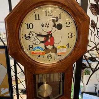SEIKO ミッキー 掛け時計