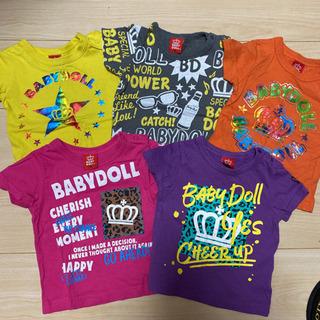 BABYDOLL  Tシャツ   まとめ売り