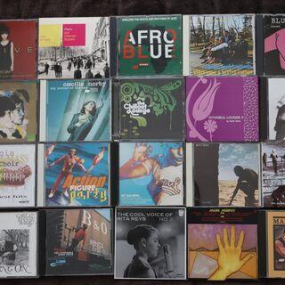 CD 74枚 ジャズの名盤、ラウンジ、ラテン系、竹内まりや、山下...