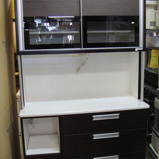 スライド扉キッチンボード レンジボード 食器棚 食器収納 家電ボード