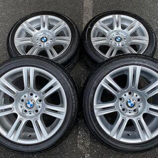 【ネット決済】BMW純正 17インチ Mスポーツ ランフラット ...