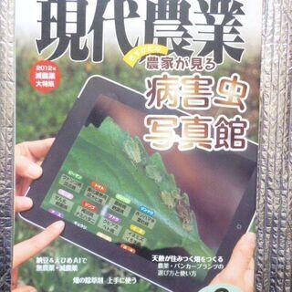【現代農業】2012年6月号『農家が見る病害虫写真館』 ❀❀