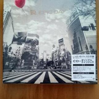 B'z EPIC DAY アルバム 箱付き