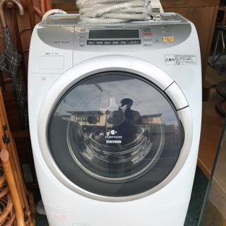 Panasonic ドラム式洗濯機 NA-VR5500L  9kg
