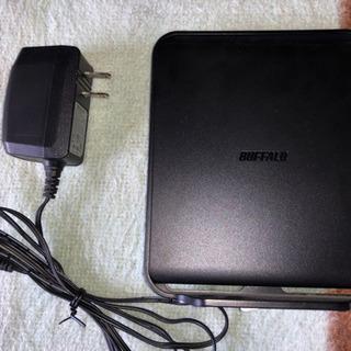 無線LAN親機BUFFALO WHR-300HP2