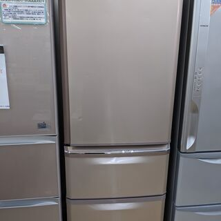 ☆2017年製 MITSUBISHI 370L冷蔵庫 MR…