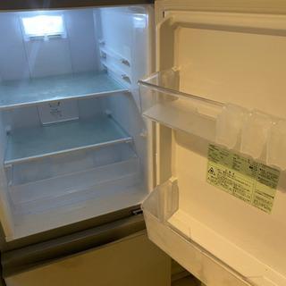 【再値下げ】使用1年未満 冷蔵冷凍庫AQUA
