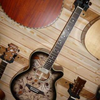アコースティックギター スティッチ