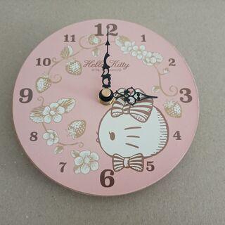 掛け時計 (小型)
