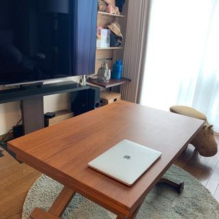 【ネット決済】イタリア製 拡張・昇降テーブル calligari...