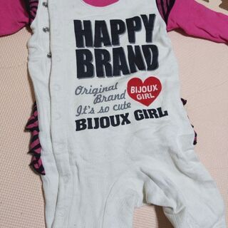 BIJOU GIRL/子供服/サイズ70/長袖