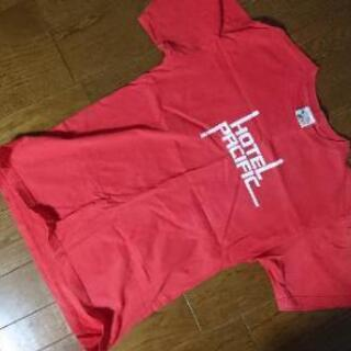 サザン限定Tシャツ HOTEL PACIFIC サイズL