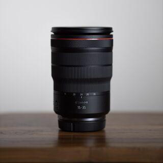 Canon RF 15-35 f2.8 未使用に近い
