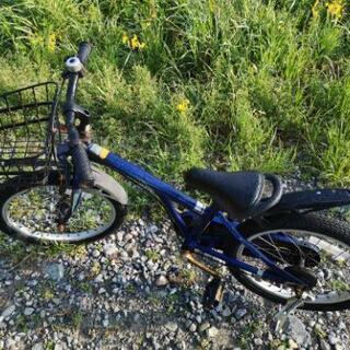 男の子自転車18インチ