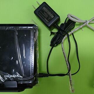 無線LAN親機(Wi-Fiルーター)(I-O DATA WN-G...