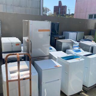 冷蔵庫/洗濯機/電子レンジセット販売 組み合わせ自由