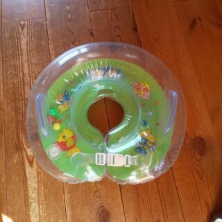 赤ちゃん 浮き輪