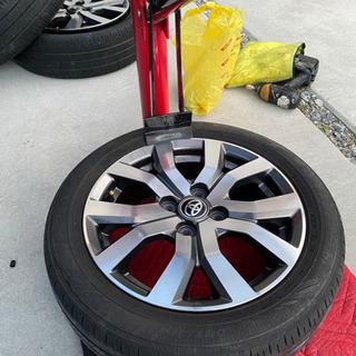 タイヤ組み換え!バランスは× - 便利屋