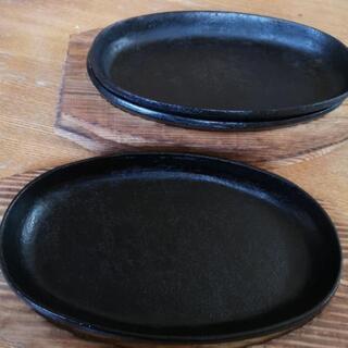 ★鉄板皿★