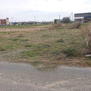 貸土地 60坪 資材置き場、残土仮置き場、駐車場など色々使…