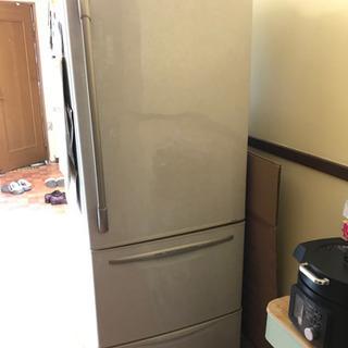 三菱冷蔵庫384Lお譲りします。