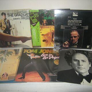 LPレコード 6枚