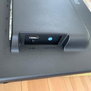 PCモニター iiyama 24インチ位 スタンドなし - 売ります・あげます