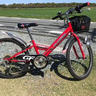 子供用自転車 マウンテンバイク 22インチ