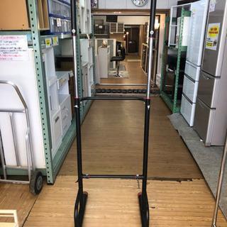 【リサイクルショップ八光 田上店】ブラック&レッド ぶら下がり健康器具