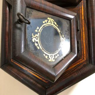 昭和レトロ 古時計 柱時計 アンティーク ヴィンテージ - 家具