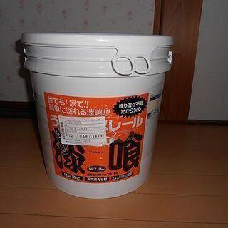 漆喰「うまくヌレール」18kg 未使用/開封済み
