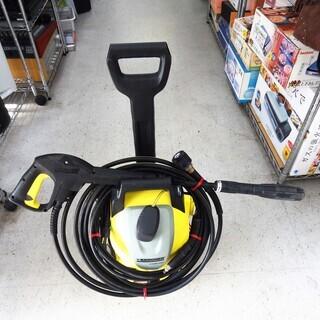 【恵庭】ケルヒャー 家庭用高圧洗浄機 ベランダクリーナー K2....