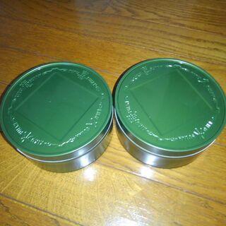 未使用 井ケ田 キャニスター缶 2個セット