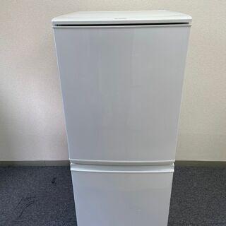 SHARP 冷蔵庫 137L 2015年製 CR040706