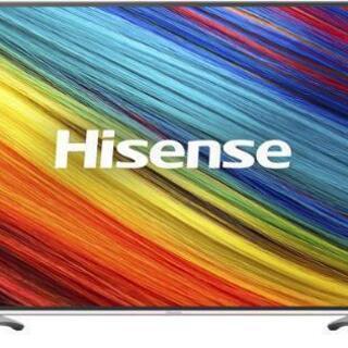 【ネット決済・配送可】ハイセンス Hisense 43V型 液晶...